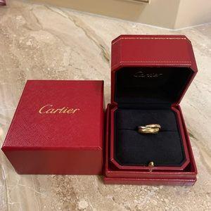 Jewelry - Cartier trinity ring